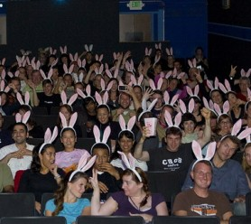 Roxie Theatre in San Francisco Infected with Rabbit Fever